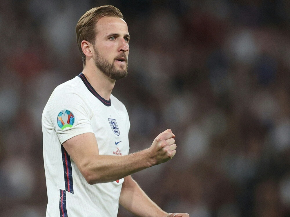 Harry Kane soll bei Tottenham Hotspur bleiben (Foto: SID)