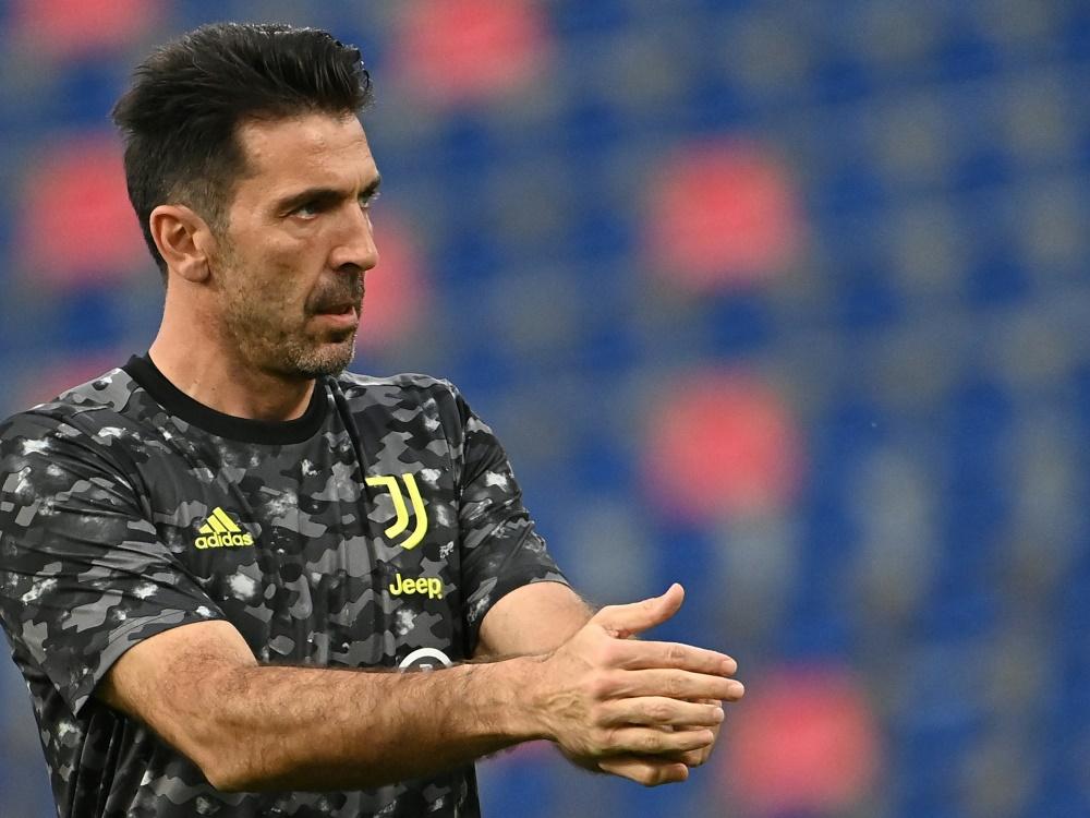Buffon kehrt 26 nach seinem Debüt in die Heimat zurück (Foto: SID)