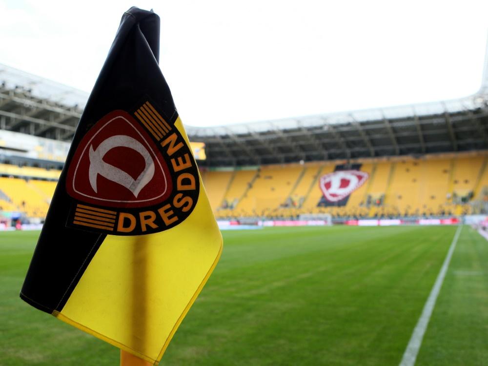 Bei Dynamo Dresden wurde das Präsidium bestätigt (Foto: SID)