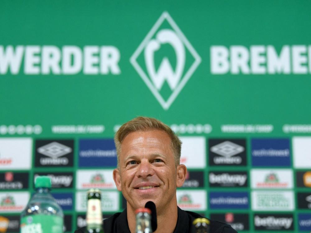 Werder Bremen gilt als heißster Aufstiegskandidat (Foto: SID)
