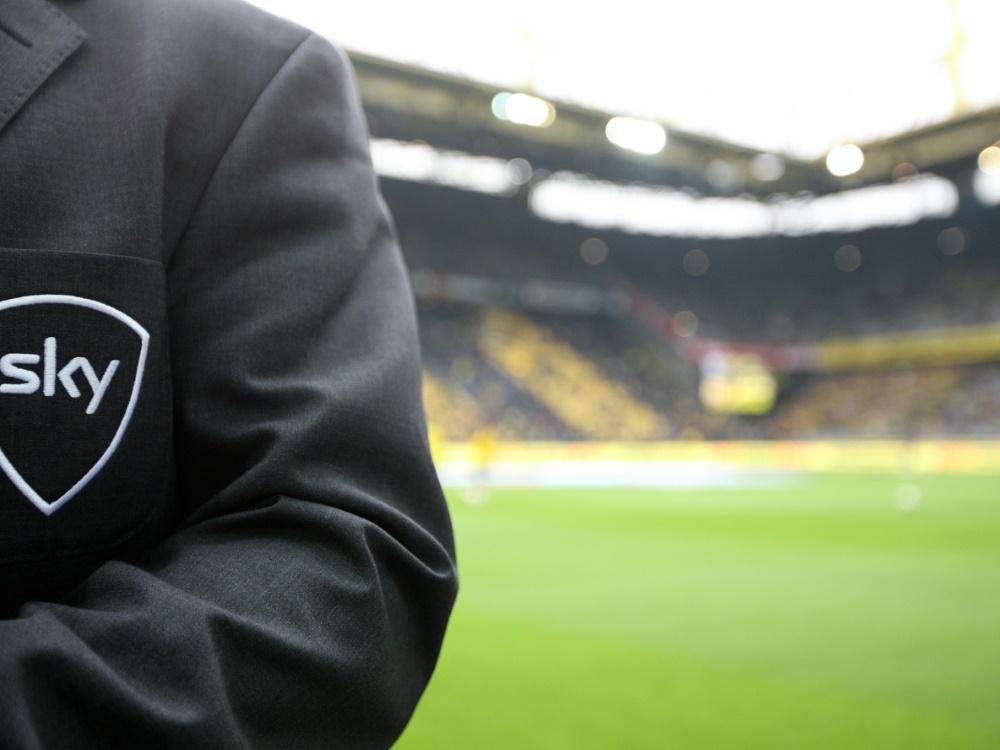 Sky und OneFootball verlängern Partnerschaft (Foto: SID)