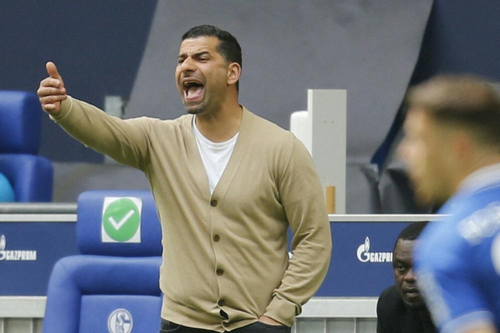 Grammozis erwartet eine ausgeglichene 2. Bundesliga (Foto: SID)