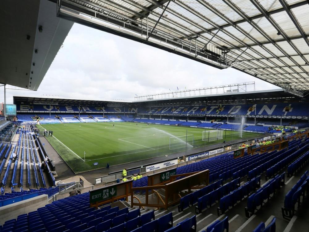 Everton suspendiert Spieler wegen Ermittlungen (Foto: SID)