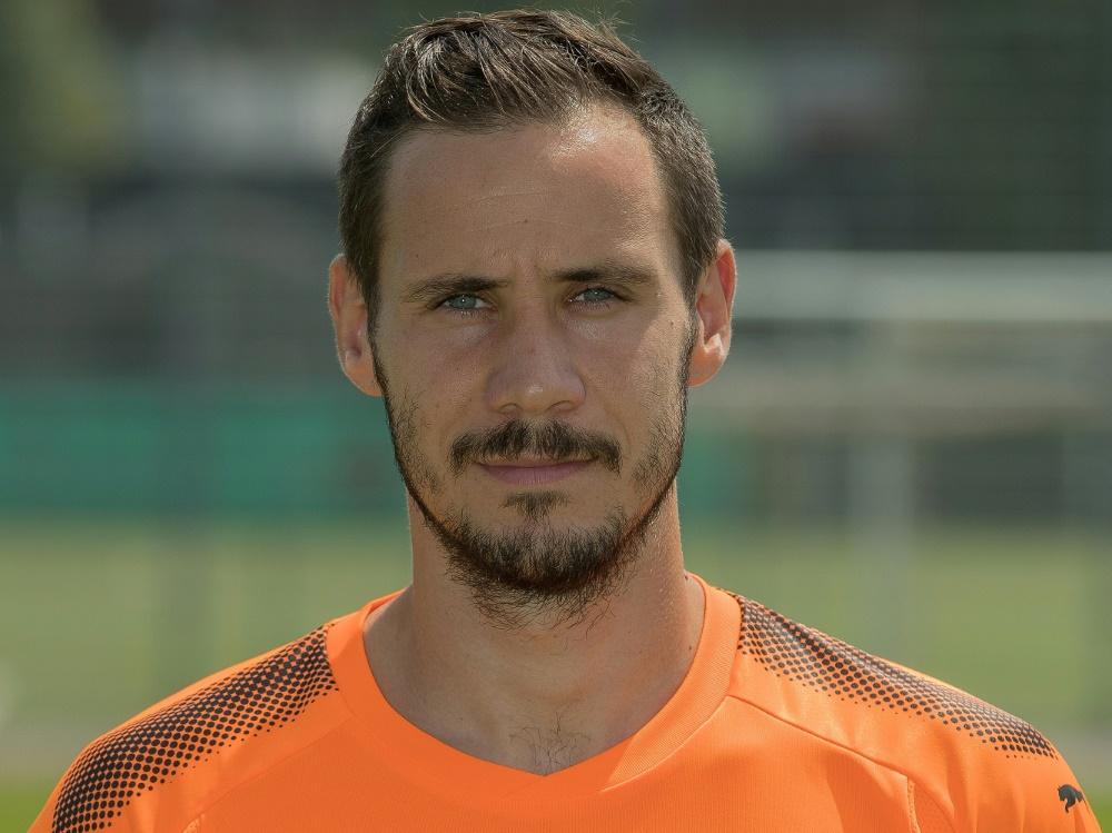 Jens Grahl wechselt zu Eintracht Frankfurt (Foto: SID)