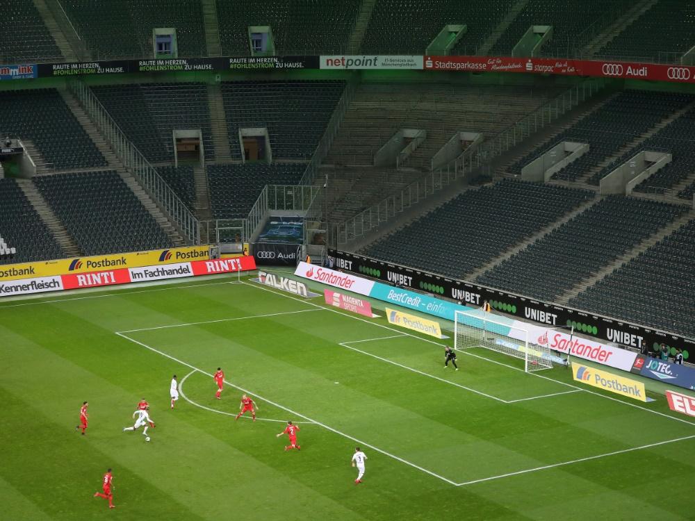Profifussball befürchtet Aus der Zuschauer-Rückkehr (Foto: SID)
