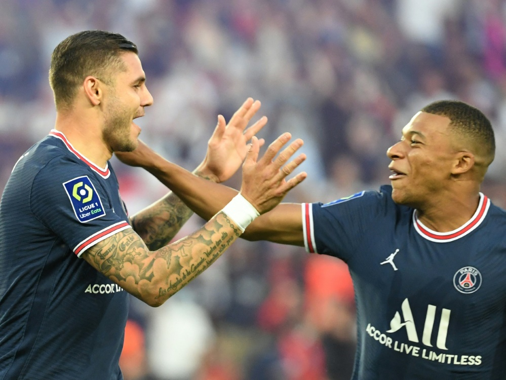 Zweiter Sieg im zweiten Spiel für Paris Saint-Germain (Foto: SID)