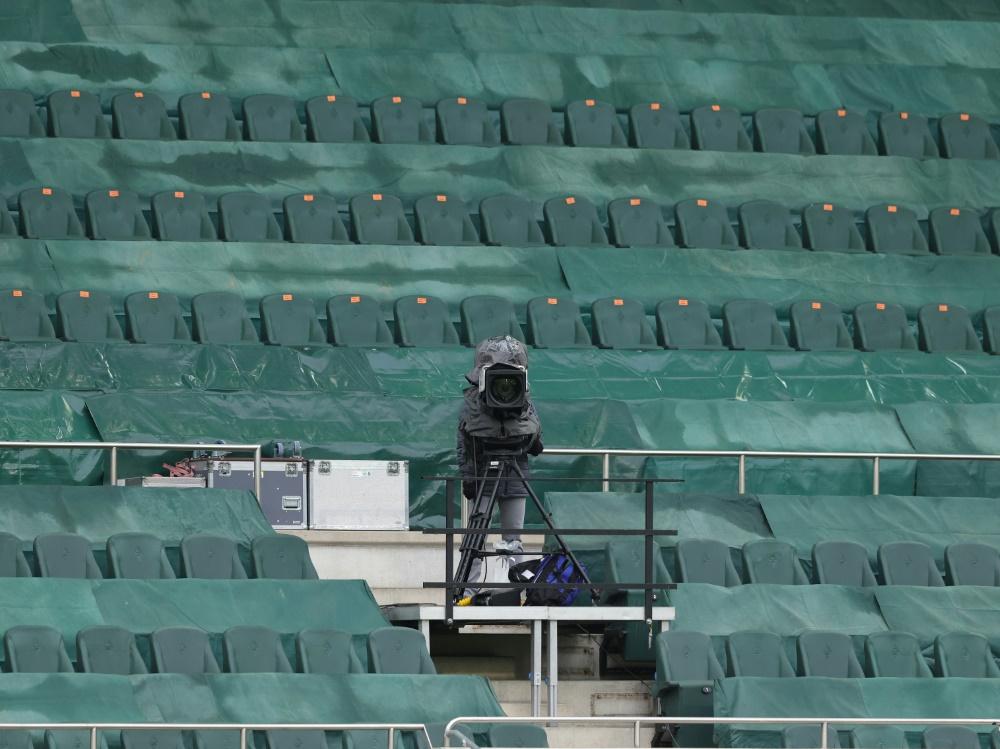 Nächstes Heimspiel von OGC Nizza vor leeren Rängen (Foto: SID)