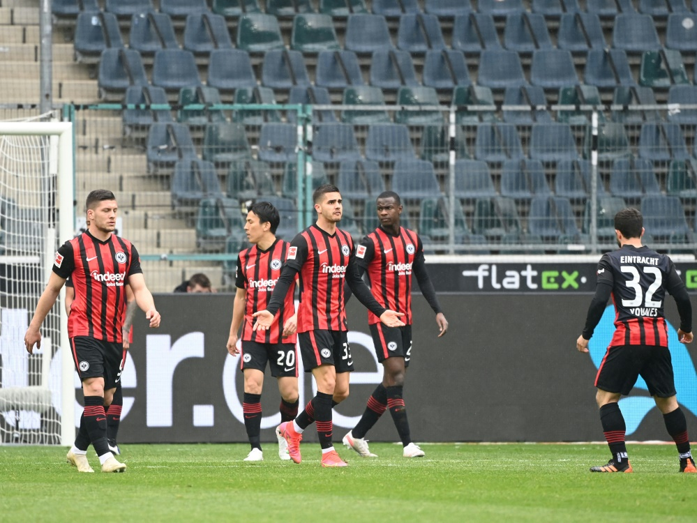 Frankfurt startet in die Europa League gegen Istanbul (Foto: SID)