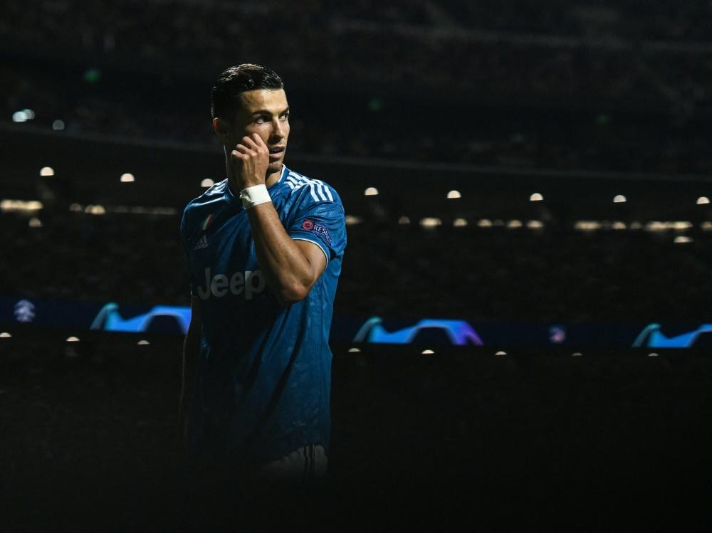 Cristiano Ronaldo kehrt nach Manchester zurück (Foto: SID)