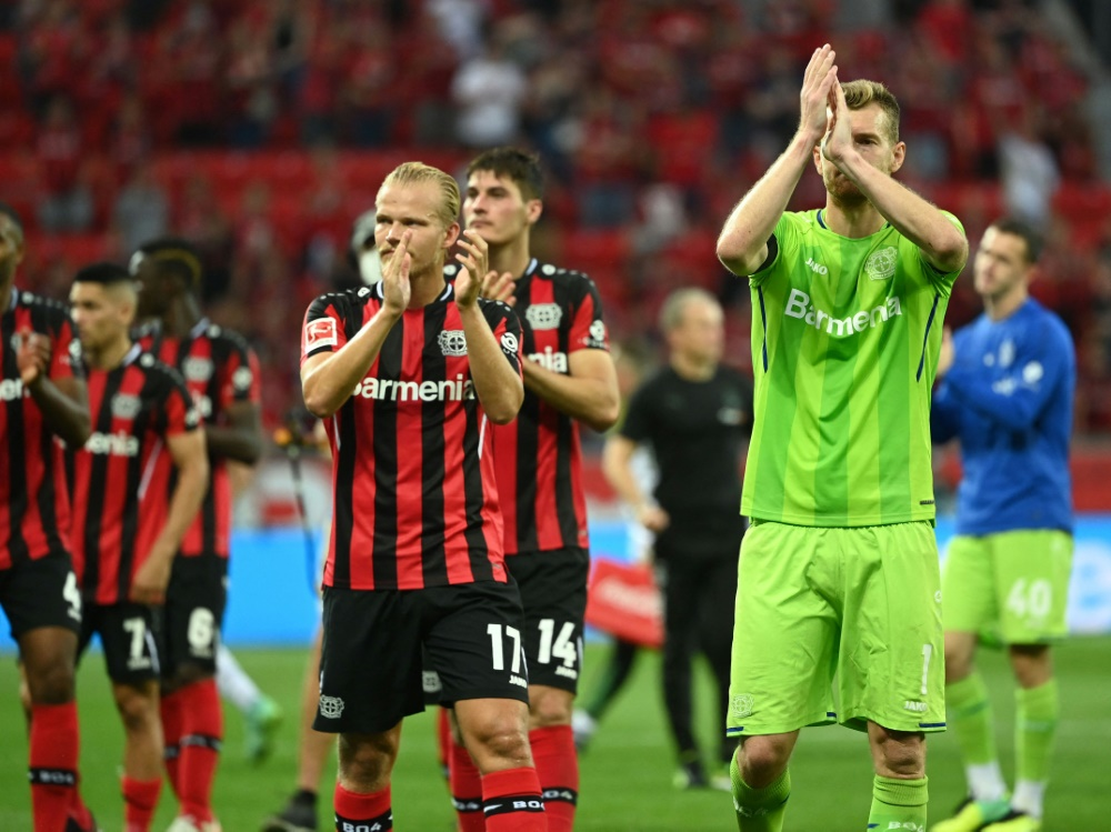 Bayer Leverkusen trifft auf Celtic Glasgow (Foto: SID)