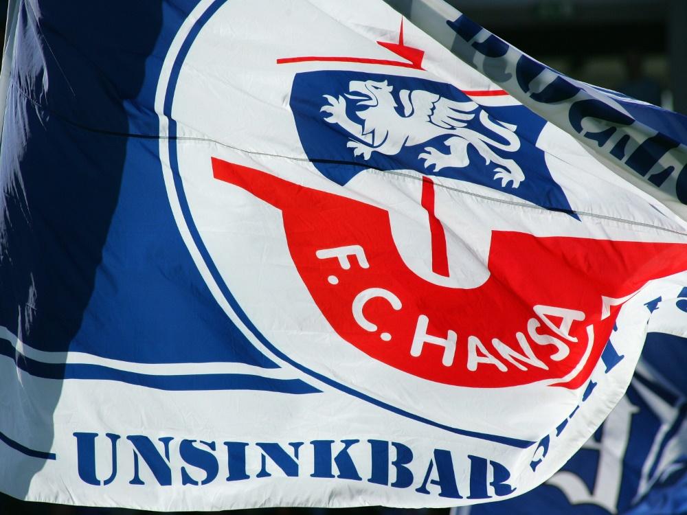 Rostock sichert sich ersten Heimsieg (Foto: SID)