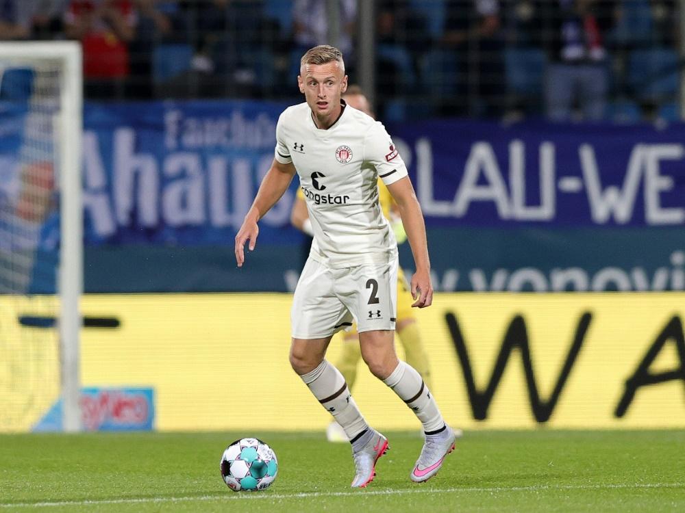 FC St. Pauli verliert gegen Hannover 96 (Foto: SID)