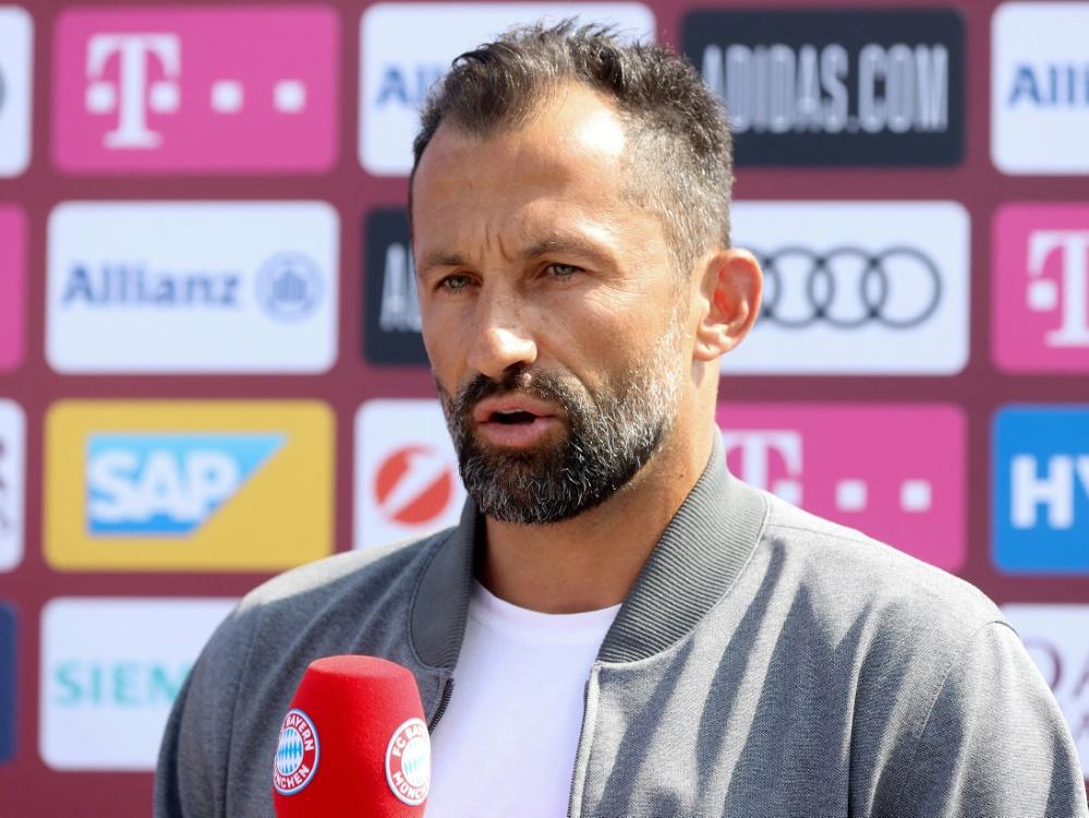 Salihamidzic kritisiert Marco Reus (Foto: SID)