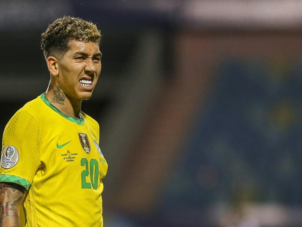 Premier League: Brasilianer könnten gesperrt werden (Foto: SID)