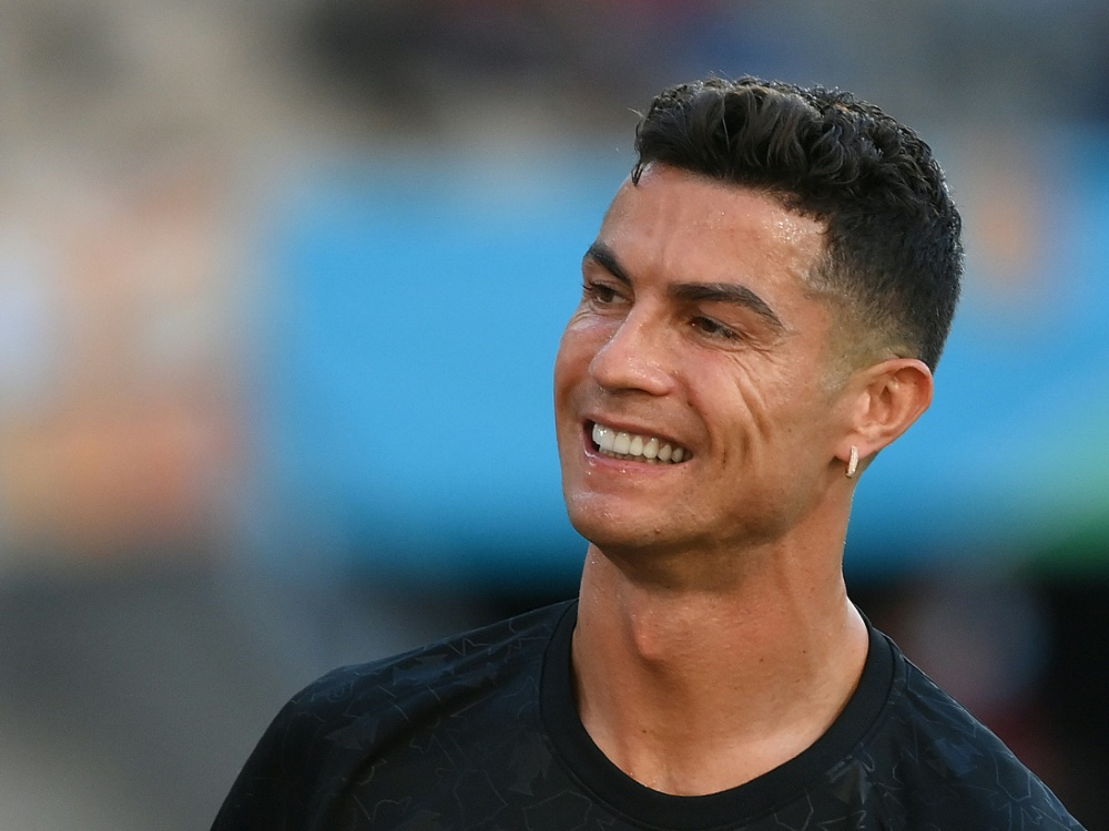 Cristiano Ronaldo: Erstes Training nach Rückkehr (Foto: SID)