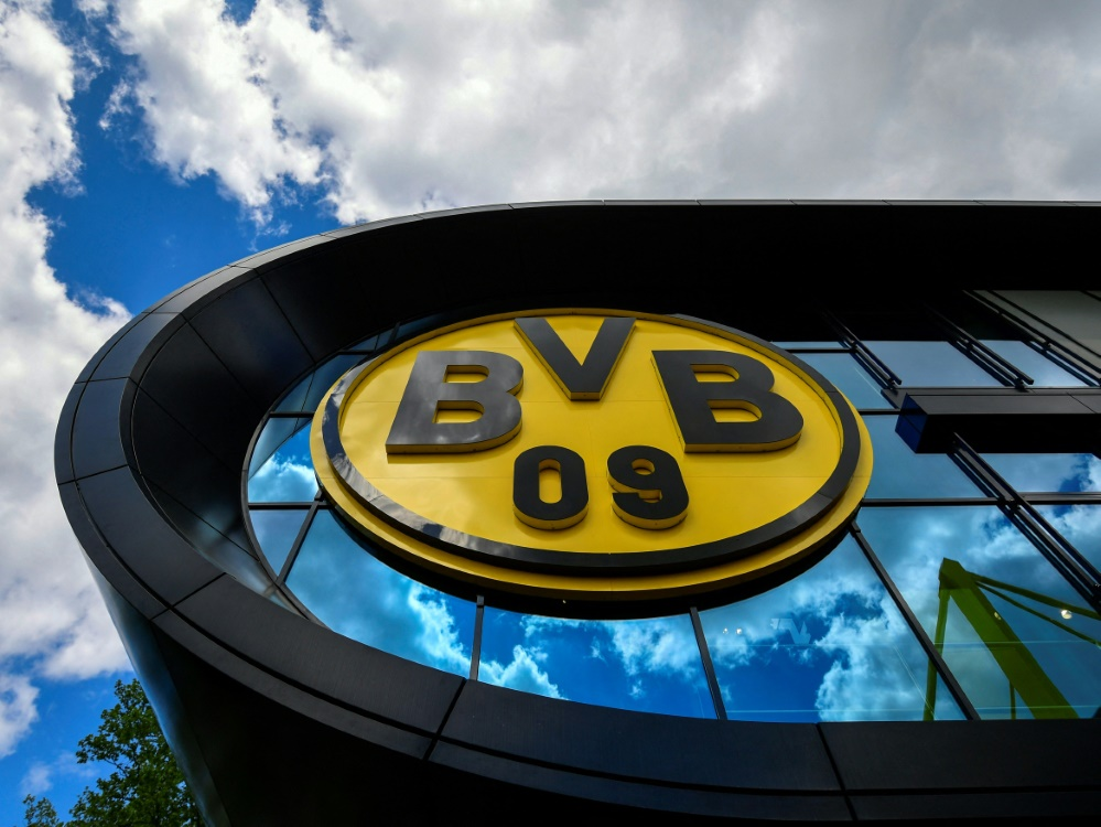 Borussia Dortmund erhält eine Geldstrafe (Foto: SID)
