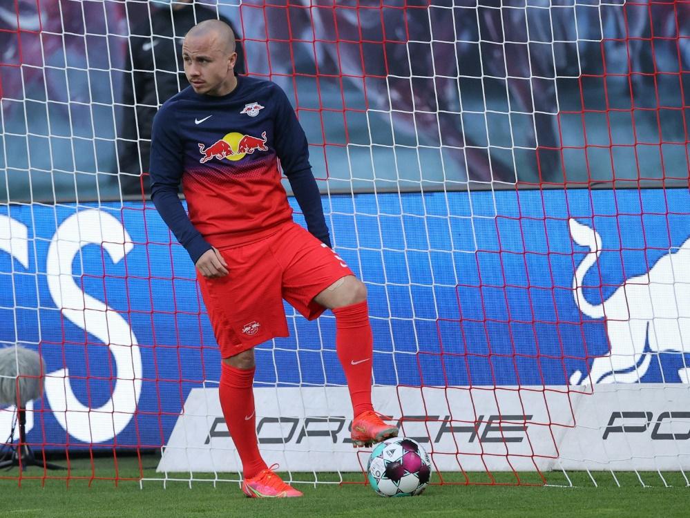 Angelino ist mit Guardiola im Reinen (Foto: SID)