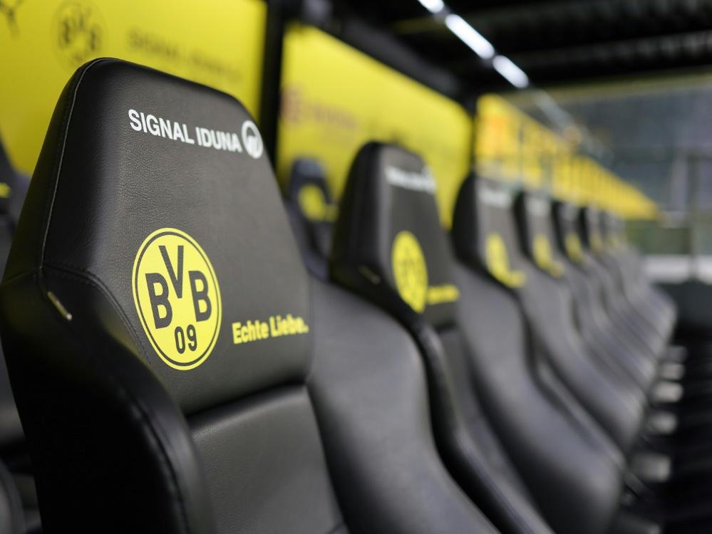 Borussia Dortmund hat eine Kapitalerhöhung beschlossen (Foto: SID)