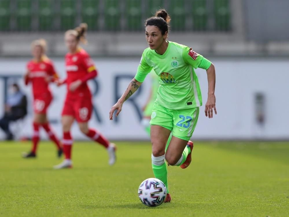 DFB-Frauen: Doorsoun muss verletzungsbedingt abreisen (Foto: SID)