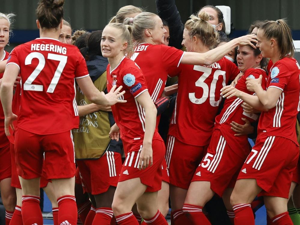 Bayern München trifft auf Lyon, Benfica und BK Häcken (Foto: SID)