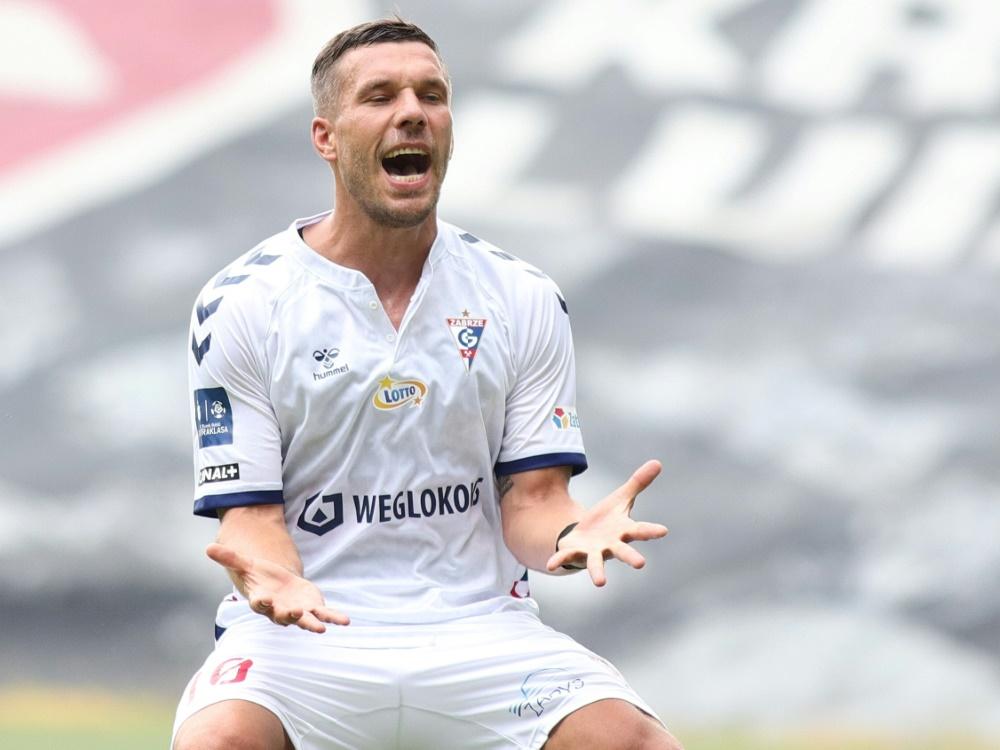 Podolski hält nichts von einer WM alle zwei Jahre (Foto: SID)