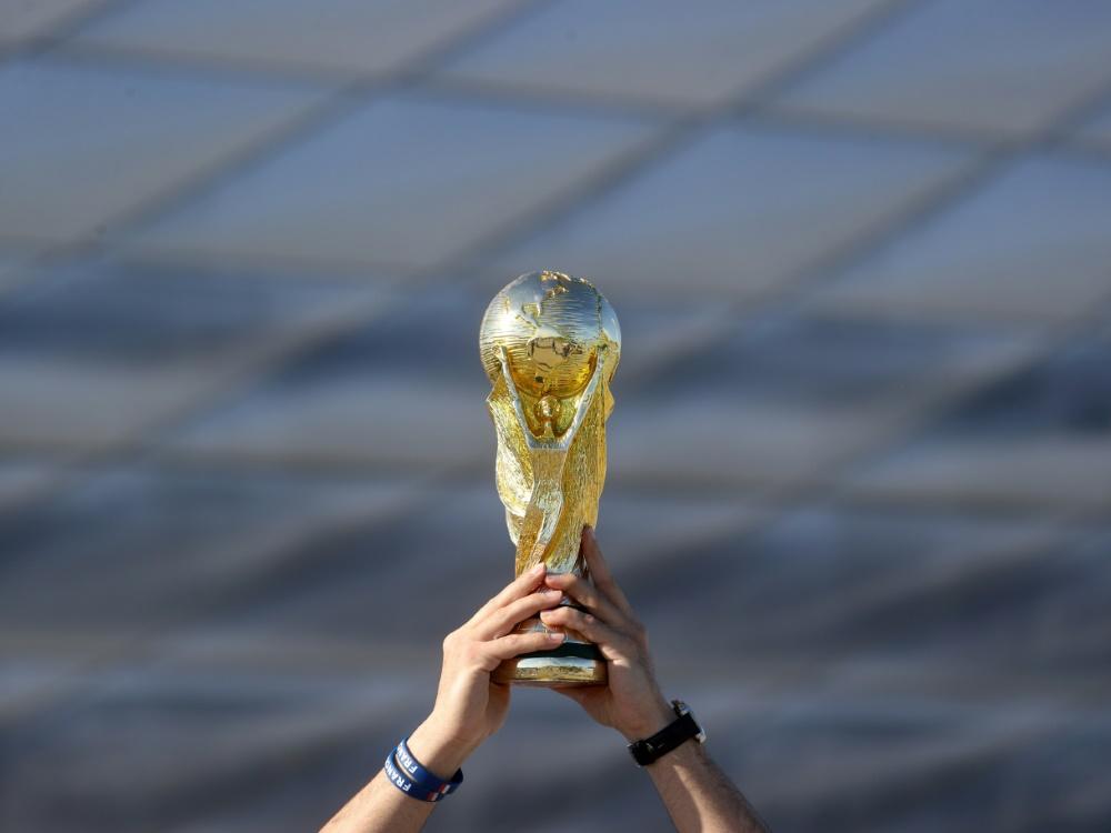 Fans gegen WM im Zwei-Jahres-Rhythmus (Foto: SID)