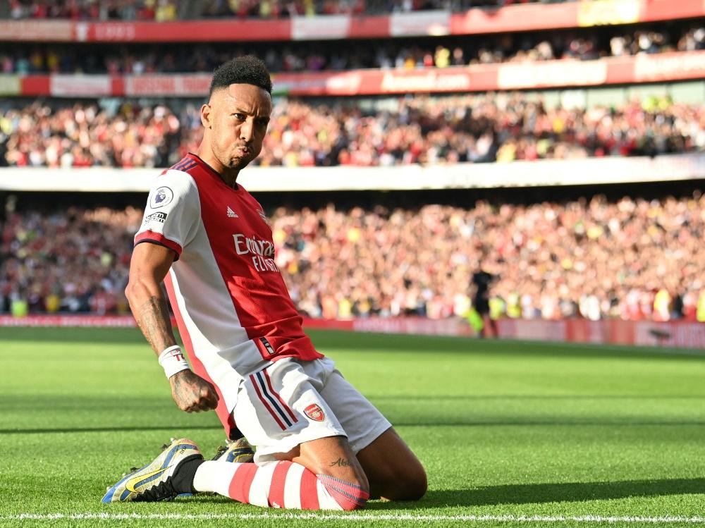 Arsenal besiegt Tottenham mit 3:1 (Foto: SID)