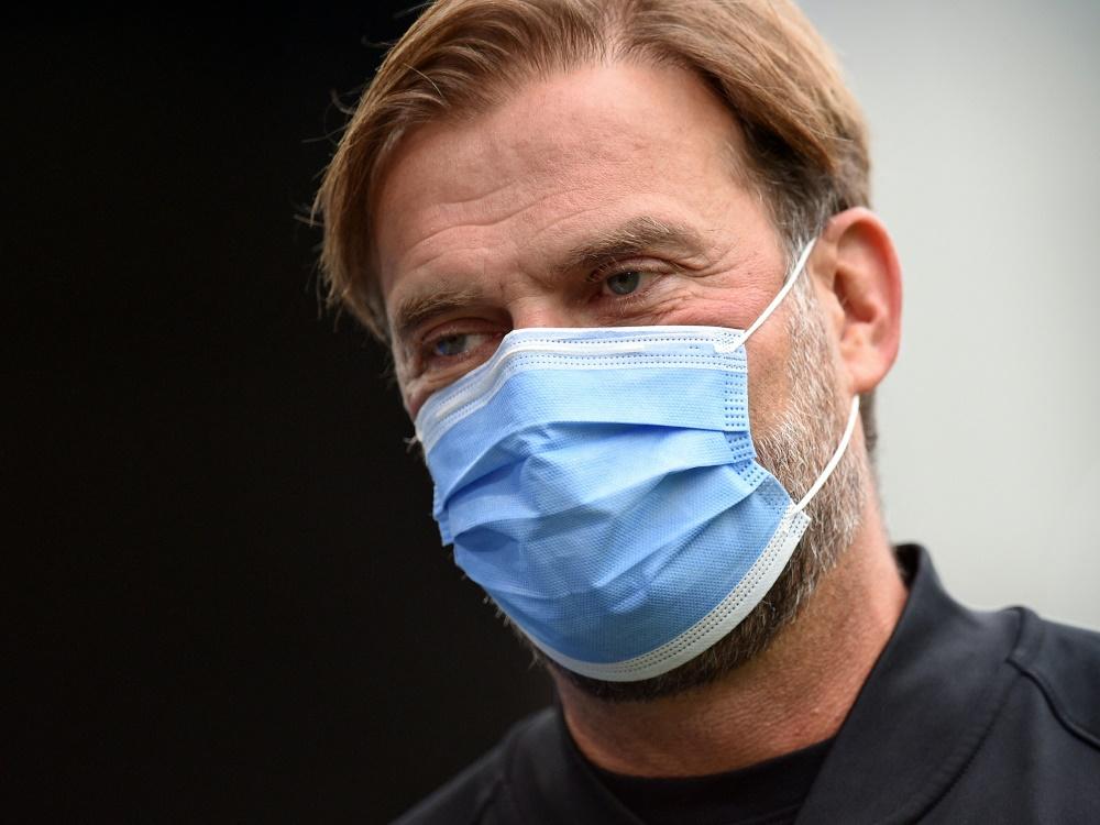 Jürgen Klopp über die Rolle des James Bond (Foto: SID)