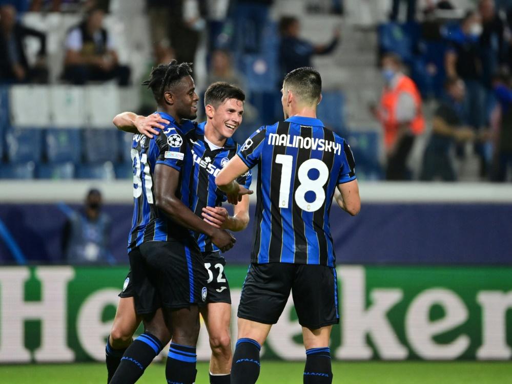 Atalanta Bergamo bezwingt die Young Boys Bern mit 1:0 (Foto: SID)