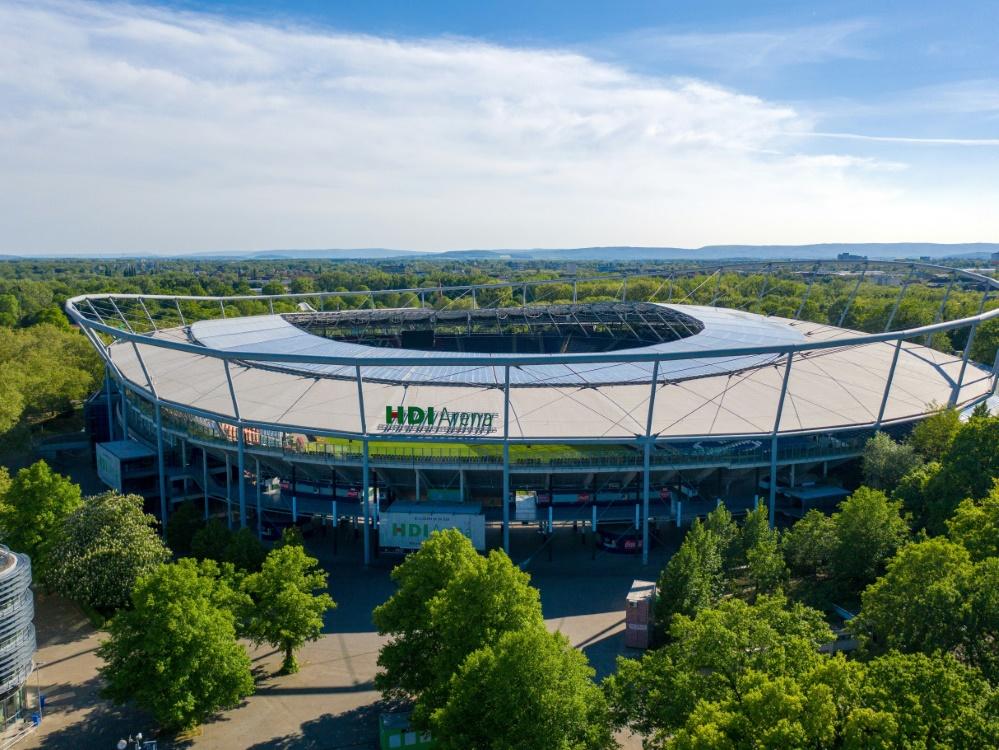 Volle Auslastung beim nächsten Heimspiel von Hannover 96 (Foto: SID)