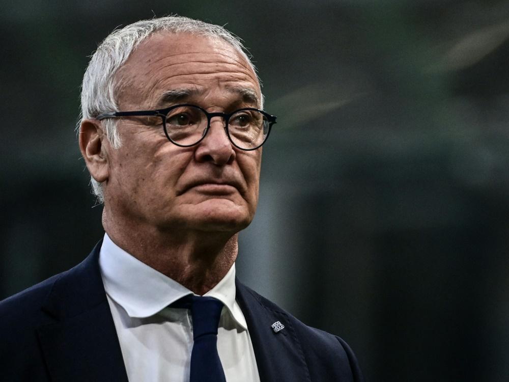 Claudio Ranieri wurde vom FC Watford verpflichtet (Foto: SID)