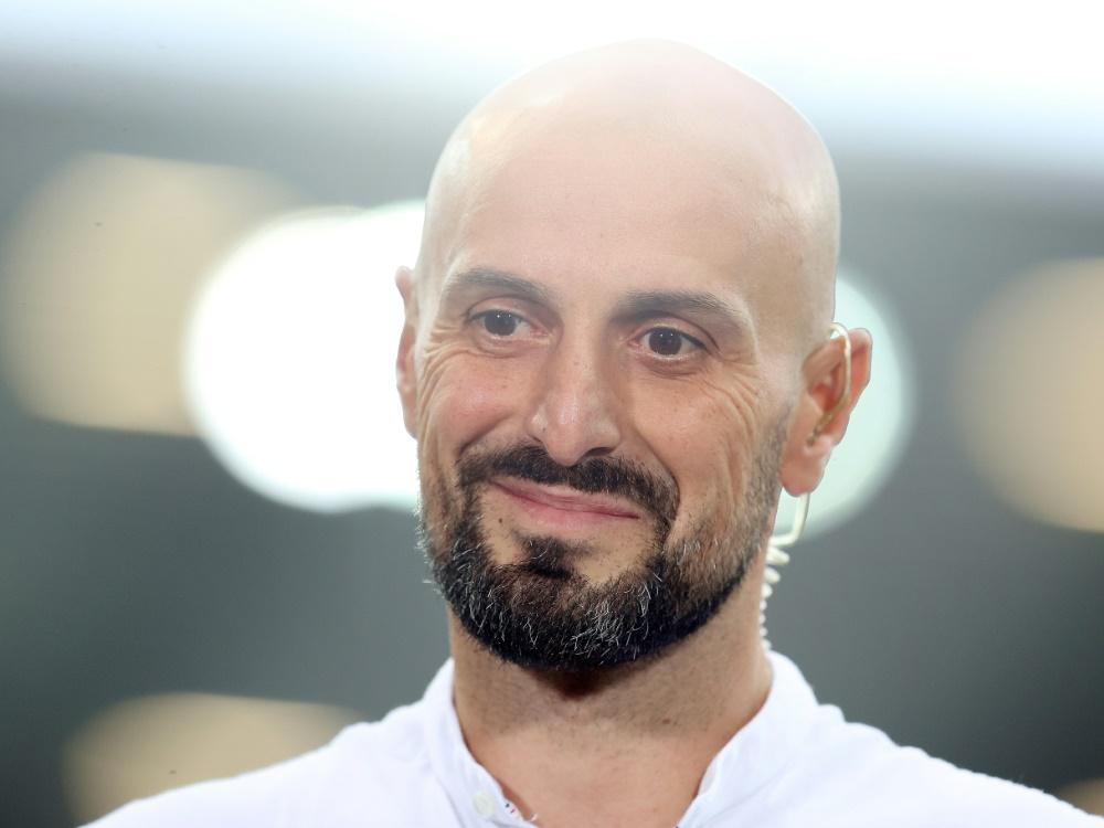 Trainer Di Salvo mit erfolgreichem Debüt (Foto: SID)