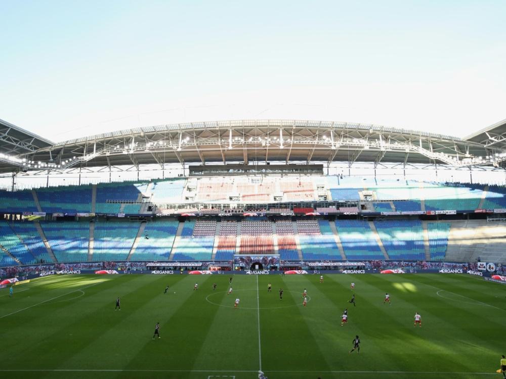 Stadionauslastung: Leipzig setzt künftig auf 2G-Modell (Foto: SID)