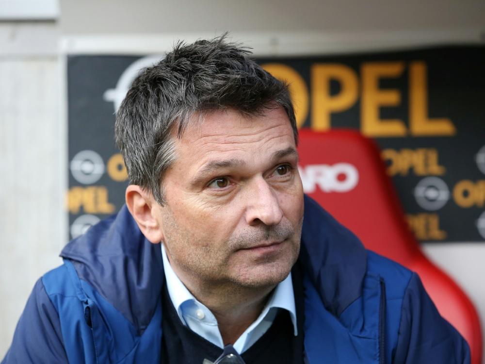 Mainz 05 und Christian Heidel setzen Zusammenarbeit fort (Foto: SID)