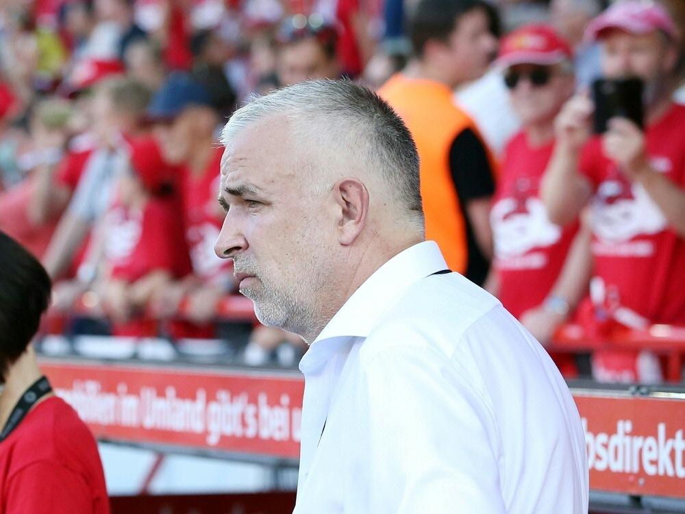 Bundesliga: Union und Zingler erwarten Urteil (Foto: SID)