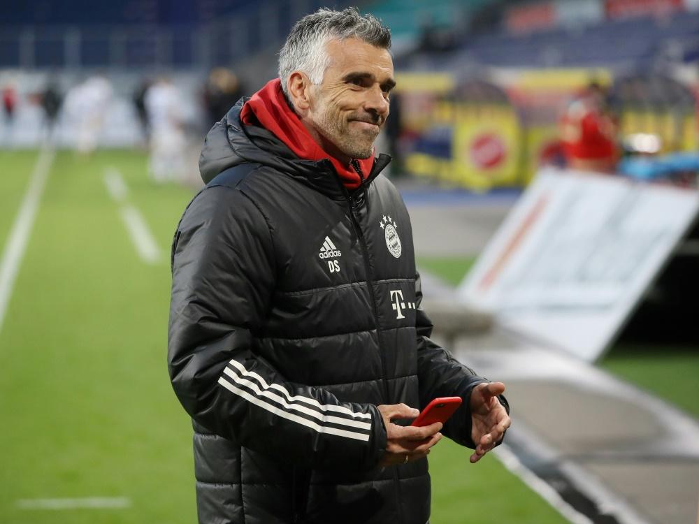 Danny Schwarz wird neuer Trainer der Würzburger Kickers (Foto: SID)
