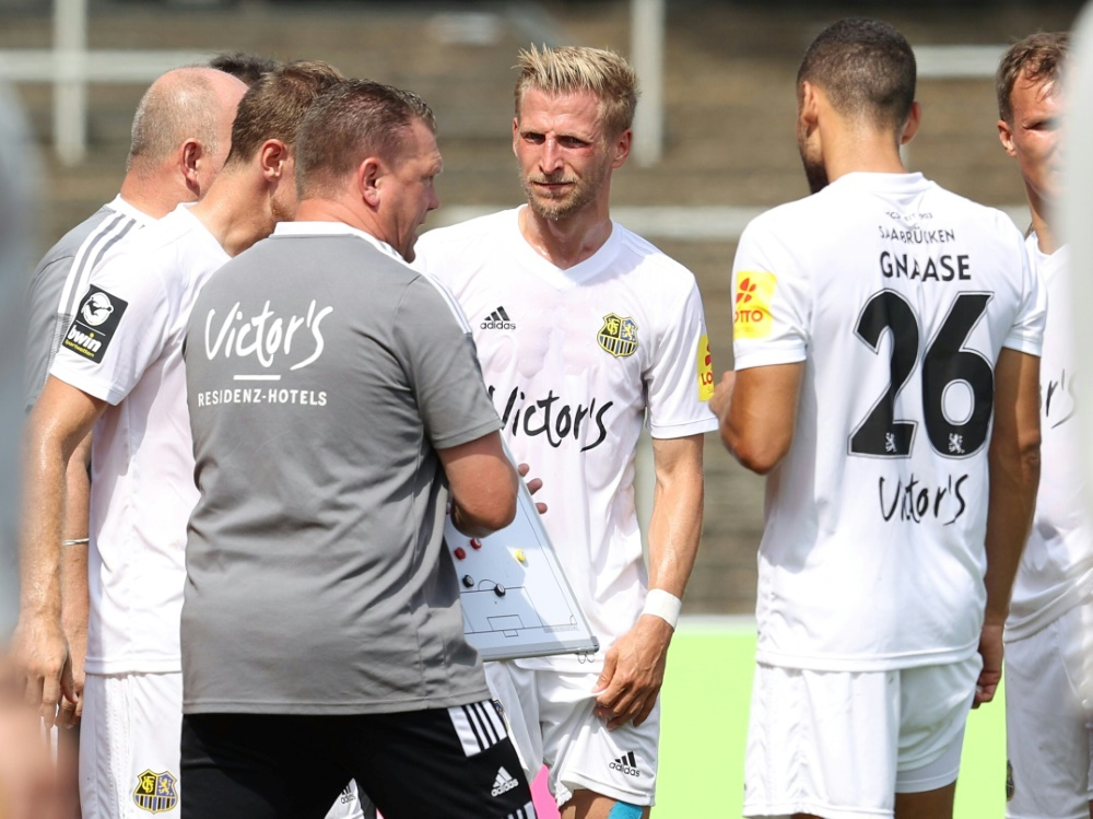 3. Liga: Saarbrücken darf Stadion komplett auslasten (Foto: SID)