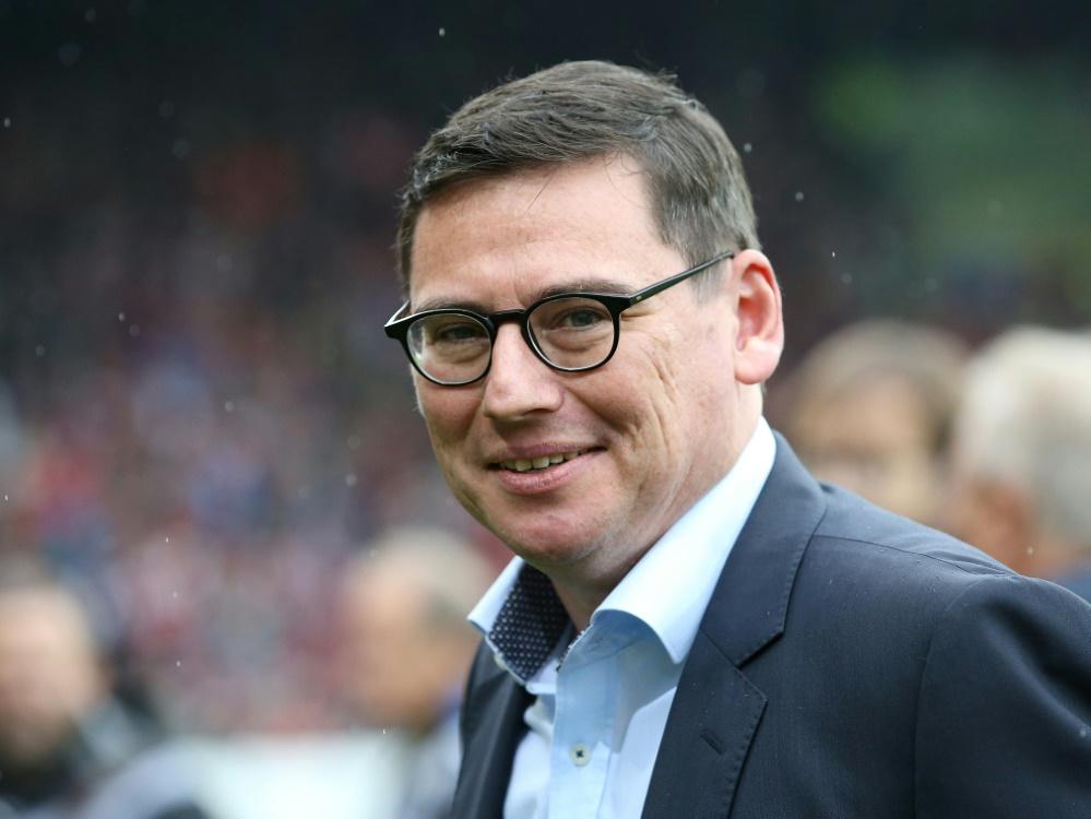 Oliver Leki kritisiert den DFB (Foto: SID)
