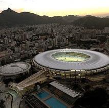 Die Stadien der WM 2014 in Brasilien