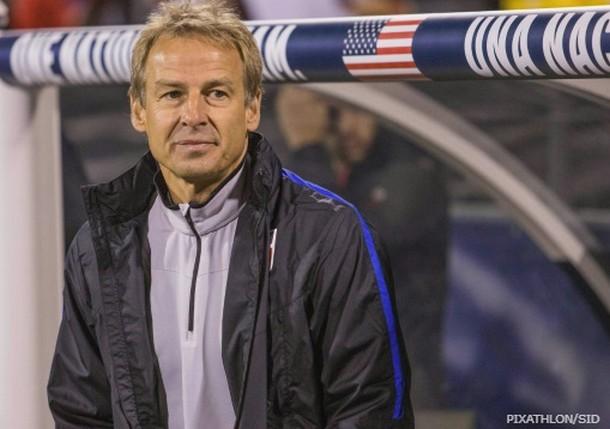 Klinsmann könnte die Fußball-WM crashen