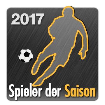 Wahl zum Spieler der Saison