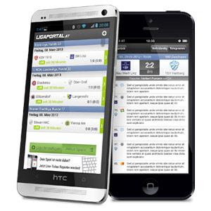 110 000 Downloads Ligaportal At Live Ticker App Ist Ein