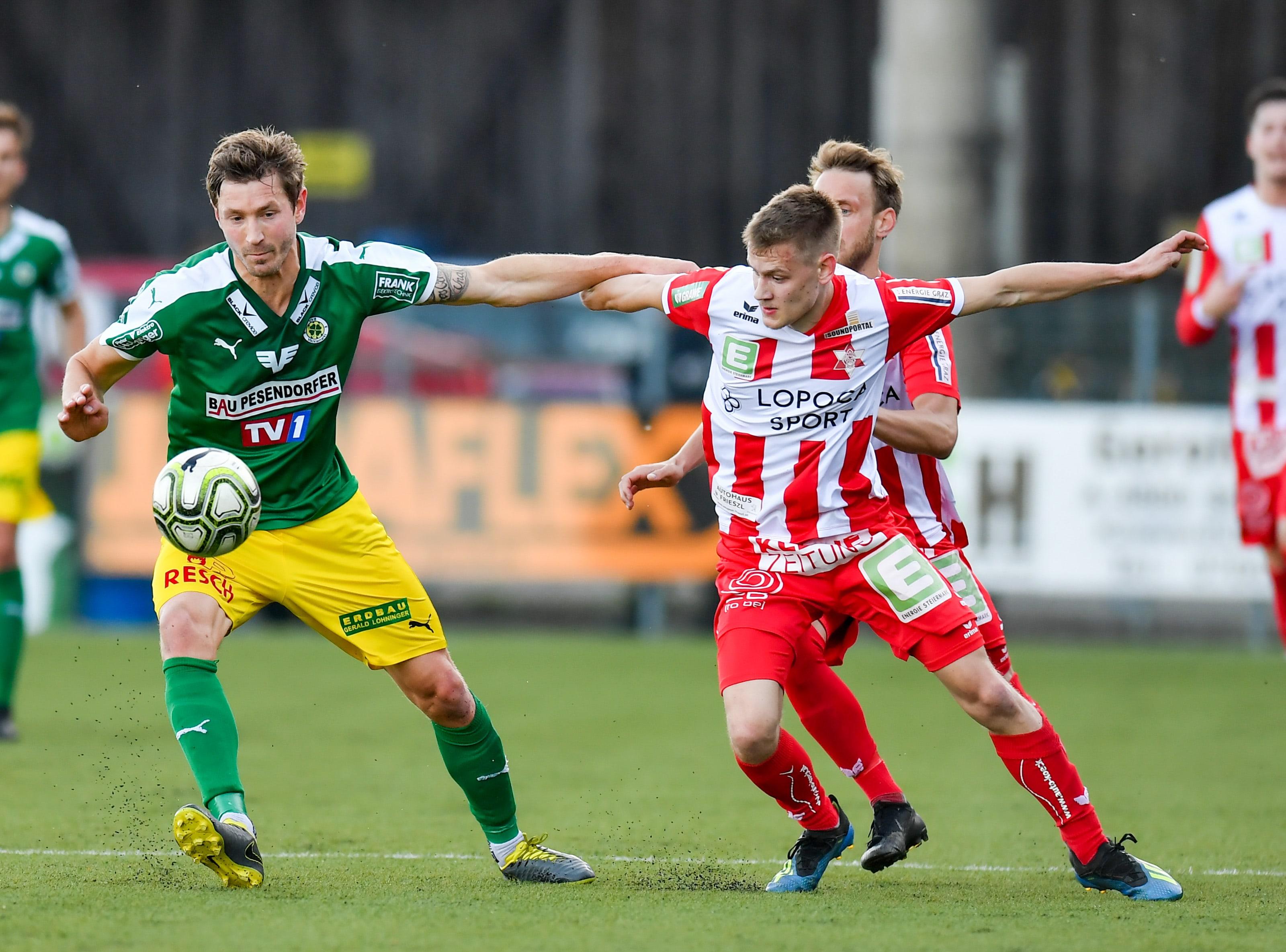 Fussball UVB Vocklamarkt vs GAK 1902 10.05.2019 15 min