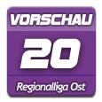 Regionalliga Ost 2017/18: Vorschau Runde 20