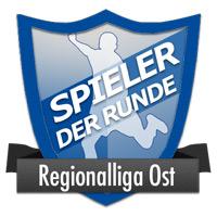 Regionalliga Ost 2017/18: Spieler der Runde 33 ist...