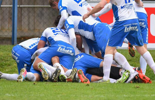Oberliga Süd Fußball Ergebnisse