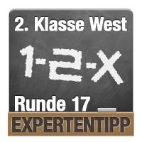 2. Klasse West: Expertentipp Runde 17 von Gabriel Schlatter ...